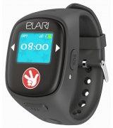 Детские телефон-часы с GPS-трекером FixiTime 2 Black (FT-201B)