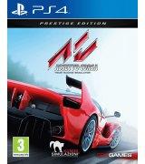 Игра Assetto Corsa Prestige Edition для Sony PS 4 (русские субтитры)