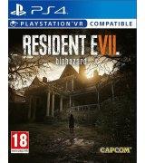 Игра Resident Evil 7: Biohazard (поддержка VR) для Sony PS 4 (русские субтитры)