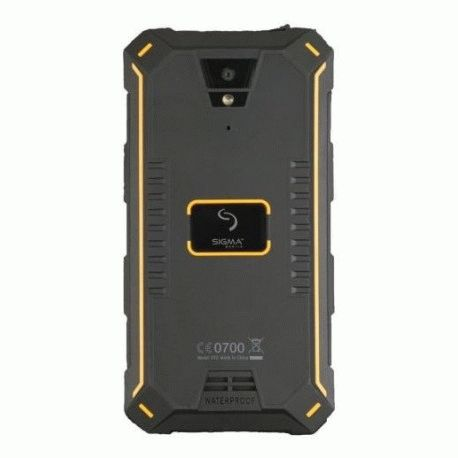 Sigma mobile X-treme PQ24 Black-Orange