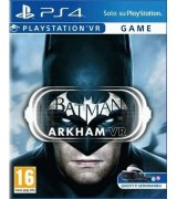 Игра Batman: Arkham VR (PlayStation VR) для Sony PS 4 (русские субтитры)