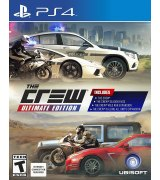 Игра The Crew. Ultimate Edition для Sony PS 4 (русская версия)