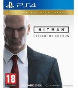 Игра Hitman: Полный первый сезон - Steelbook Edition для Sony PS 4 (русские субтитры)
