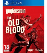 Игра Wolfenstein: The Old Blood для Sony PS 4 (английская версия)