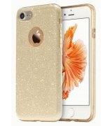 Накладка Usams Bling Series для iPhone 7 Gold
