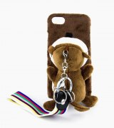 Накладка Soft Toy для iPhone 7 Monkey