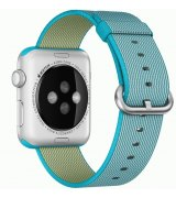 Ремешок для Apple Watch 42mm Nylon Band Scuba Blue (MM9X2)