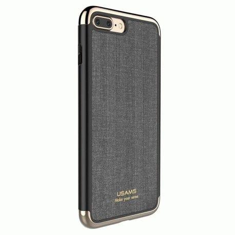 Накладка Usams Elegant для iPhone 7 Blue