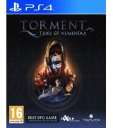 Игра Torment: Tides of Numenera. Day One Edition для Sony PS 4 (русские субтитры)