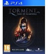 Игра Torment: Tides of Numenera. Day One Edition для Sony PS 4 (русские субтитры)