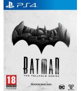 Игра Batman: The Telltale Series для Sony PS 4 (русские субтитры)