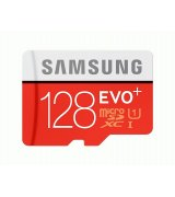 Карта памяти Samsung microSDXC 128GB EVO Plus UHS-I Class 10 (MB-MC128DA/RU)