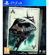 Игра Batman: Return to Arkham для Sony PS 4 (русские субтитры)