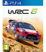 Игра WRC 6 FIA World Rally Championship для Sony PS 4 (английская версия)