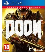 Игра Doom: Season Pass Bundle для Sony PS 4 (русская версия)