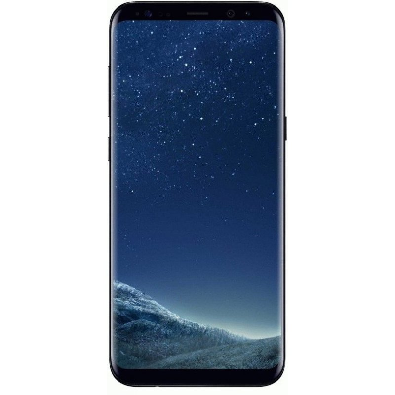 Samsung Galaxy S8 Plus 64 GB G955FD Midnight Black