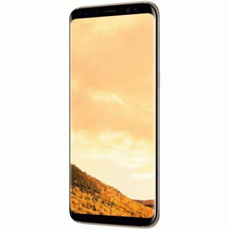 Samsung Galaxy S8 Plus 64 GB G955FD Maple Gold