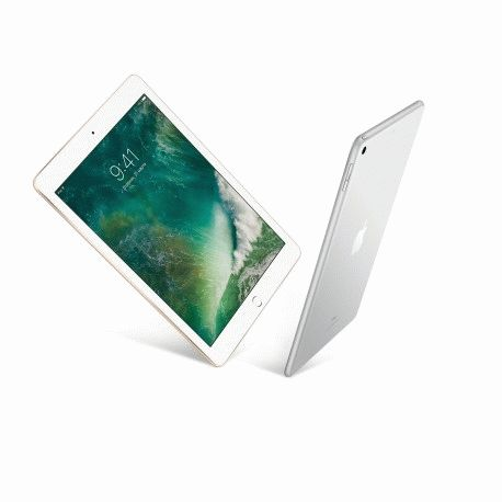 Apple iPad 32GB Wi-Fi + 4G Silver (MP1L2RK/A)