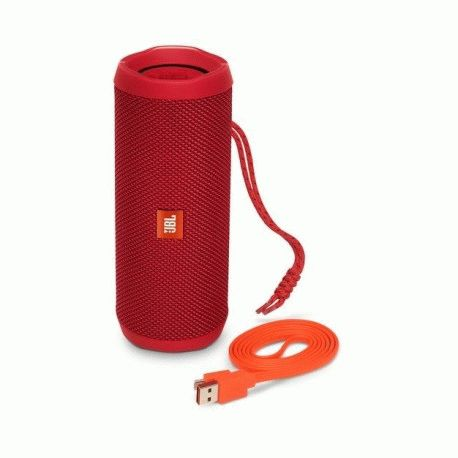 JBL Flip 4 Red (JBLFLIP4RED)
