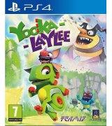 Игра Yooka-Laylee для Sony PS 4 (русская версия)
