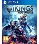 Игра Vikings: Wolves of Midgard для Sony PS 4 (русская версия)