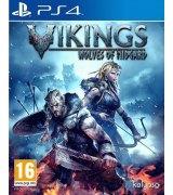 Игра Vikings: Wolves of Midgard для Sony PS 4 (русская версия)