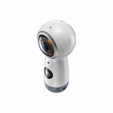 Панорамная камера Samsung Gear 360 (2017) (SM-R210NZWASEK)