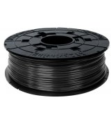 PLA-пластик XYZprinting для 3D-принтера 1.75 мм 600 г Black (RFPLAXEU07B)