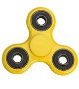 Fidget Spinner Plastic Classic Yellow