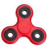 Fidget Spinner Plastic Classic Red