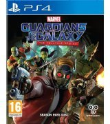 Игра Guardians of the Galaxy - The Telltale Series для Sony PS 4 (русская версия)