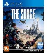 Игра The Surge для Sony PS 4 (русские субтитры)