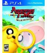 Игра Adventure Time: Finn and Jake Investigations для Sony PS 4 (английская версия)