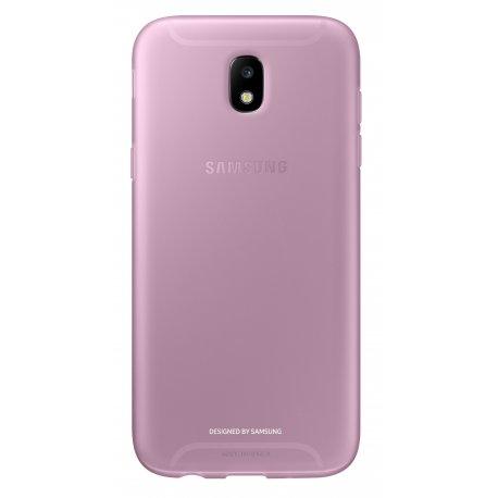 Накладка Jelly Cover для Samsung J5 (2017) J530 Pink (EF-AJ530TPEGRU)