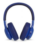 JBL On-Ear Headphone Bluetooth E55BT Blue (JBLE55BTBLU)