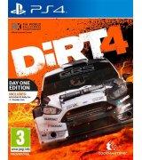 Игра Dirt 4 Day One Edition для Sony PS 4 (английская версия)