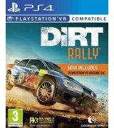 Игра DiRT Rally (поддержка VR) для Sony PS 4 (русская версия)
