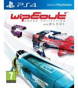 Игра WipEout Omega Collection для Sony PS 4 (русские субтитры)