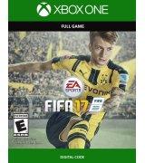 Игра FIFA 17 (цифровой код) для Microsoft Xbox One (русская версия)