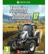 Игра Farming Simulator 17 для Microsoft Xbox One (русские субтитры)