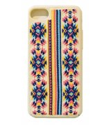 Накладка Polo Kaleido Cloth для iPhone 7 White