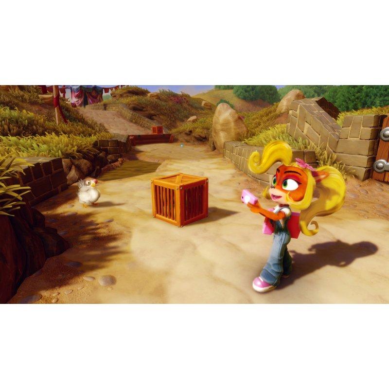 Игра Crash Bandicoot N. Sane Trilogy для Sony PS 4 (английская версия)