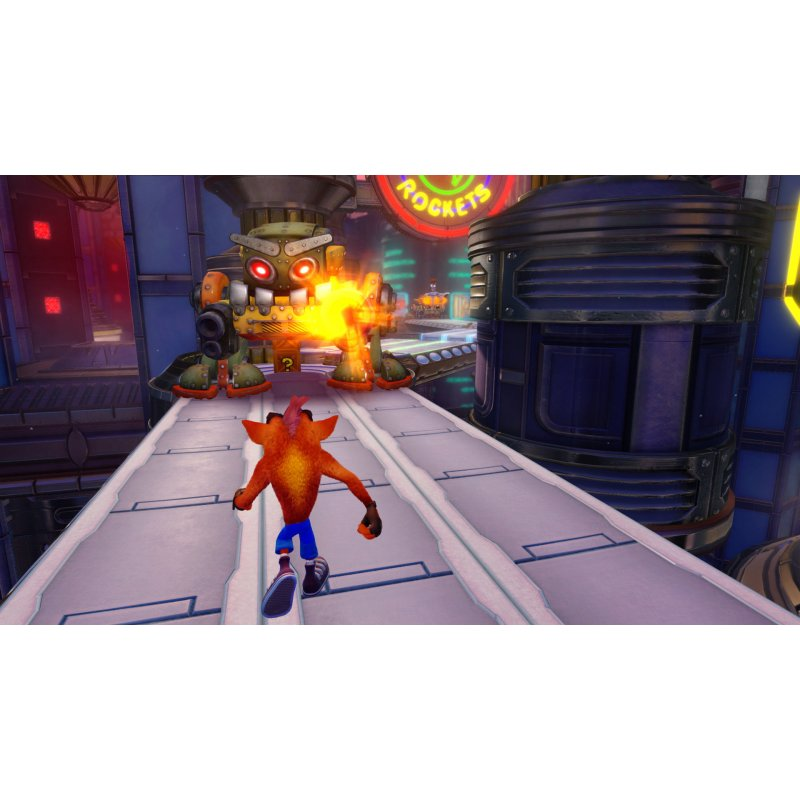 Игра Crash Bandicoot N. Sane Trilogy для Sony PS 4 (английская версия)
