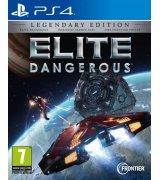 Игра Elite Dangerous. Legendary Edition для Sony PS 4 (русские субтитры)
