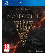 Игра The Elder Scrolls Online: Morrowind для Sony PS 4 (английская версия)