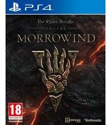 Игра The Elder Scrolls Online: Morrowind для Sony PS 4 (английская версия)