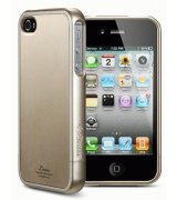 SGP iPhone 4 Case Linear Color Series Champagne Gold