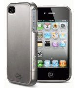 SGP iPhone 4 Case Linear Color Series Gun Metal