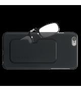 Очки для чтения Thinoptics +1.50 Черные + Чехол iPhone 6/6S Plus Черный (1.5BBI6P)