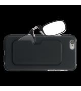 Очки для чтения Thinoptics +2.50 Черные + Чехол iPhone 6/6S Черный (2.5BBI6)